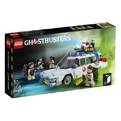 LEGO 21108Ghostbusters Ecto-1Ensemble de Construction
