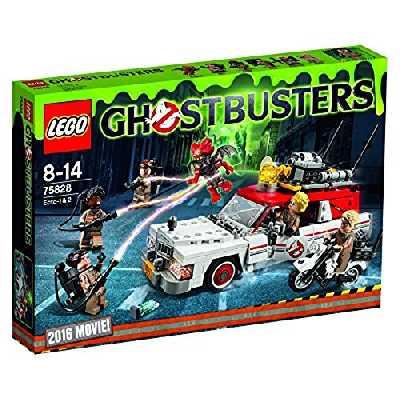 LEGO 75828Jeu de Construction Ghostbusters Ecto-1et 2