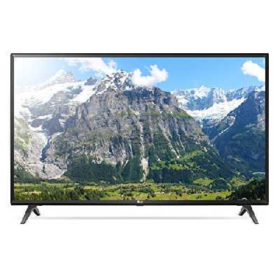 LG 43 UK 6300 LLB 108 cm (43 Zoll) TV (4K Ultra HD, HDR 10, Smart TV, WLAN, Triple Tuner (DVB T2), USB)