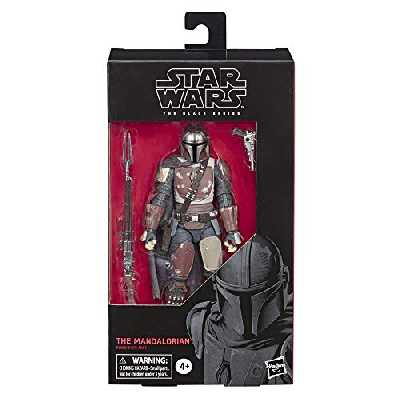 Star Wars – Edition Collector – Figurine Black Series The Mandalorian - 15 cm