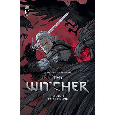The Witcher, Tome 2 : De chair et de flamme