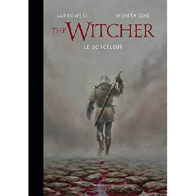 L'Univers du Sorceleur (Witcher) : The Witcher illustré : Le Sorceleur