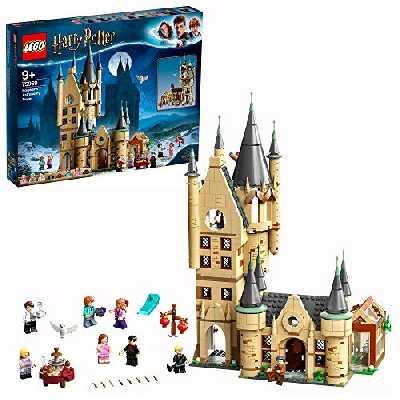 LEGO 75969 HarryPotter LaTourd'AstronomiedePoudlard, Compatible avec Les Ensembles de Grande Salle et de Saule Cogneur
