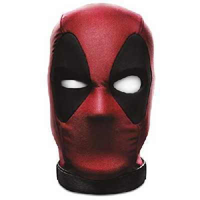 Marvel Legends - Tête de Deadpool Interactive Premium Qui Parle en Anglais - Edition Collector