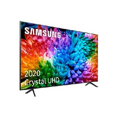 Samsung Crystal UHD 2020 43TU7105- Smart
