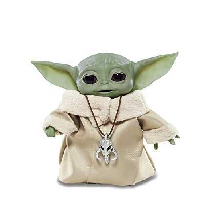"Star Wars The Mandalorian - Figurine Interactive The Child Animatronique ""Alias Baby Yoda"" - 19cm"