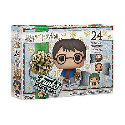 Funko POP Advent Calendar: Harry Potter, 50730, Multicolore