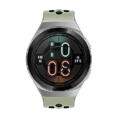 HUAWEI WATCH GT 2e Montre Connectée, Ecran Tactile AMOLED HD de 1.39 Pouces, Autonomie de 2 Semaines, GPS & GLONASS, Modes D'entrainement Personnalisés, VO2Max, Surveillance du Rythme Cardiaque, Vert