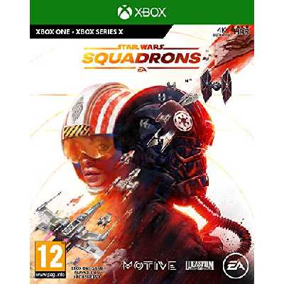 Xbox One - Star Wars: Squadrons - Import UK