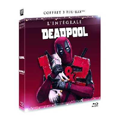 Deadpool 1 + 2 [Blu-Ray]