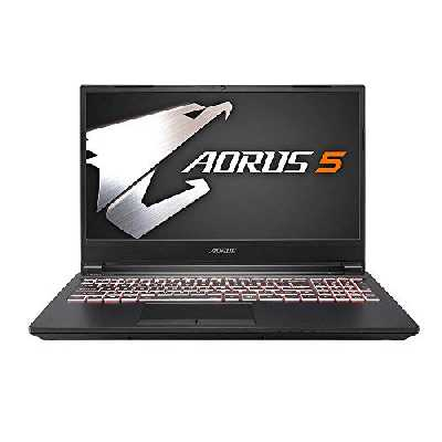 GIGABYTE Ordinateur Portable 15'' Gaming - AORUS 5 SB-7FR1130SH