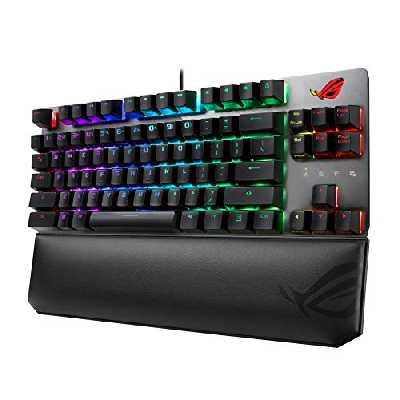 Tastiera computer Asus ROG Strix Scope TKL Deluxe