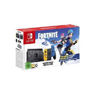 Console Nintendo Switch Edition Spéciale Fortnite