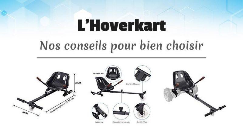 Hoverkart: le Kart pour Hoverboard