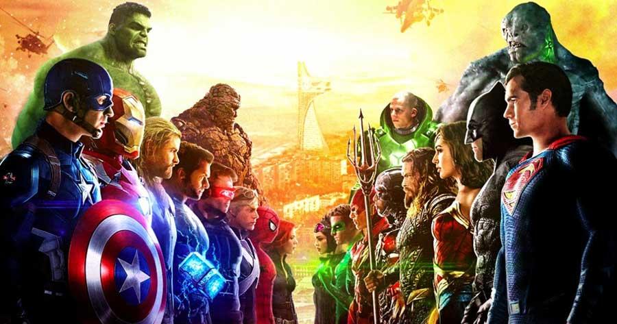 2020 sera l'année des super-héros au Cinéma
