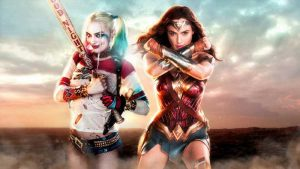 Harley Quinn et Wonder Woman