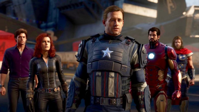 Marvel's Avengers : Les fans sont furieux après la bande-annonce du jeu vidéo