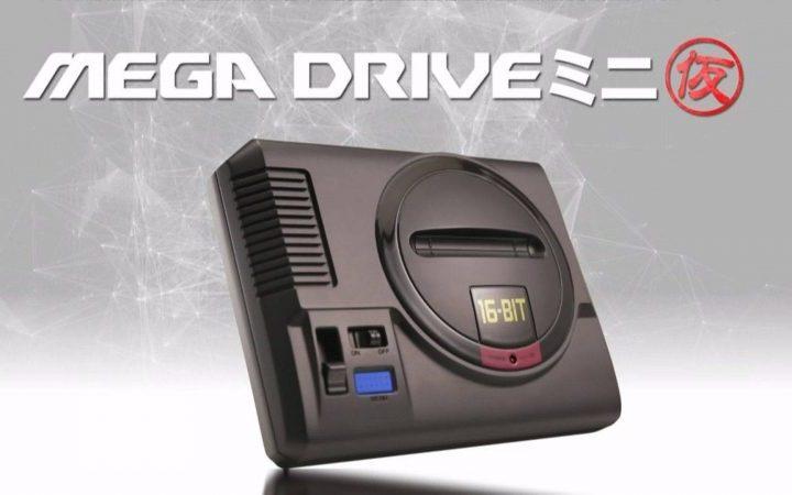 Megadrive Mini : la petite machine à remonter le temps
