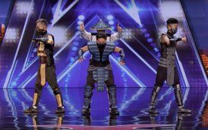 Mortal Kombat Danse