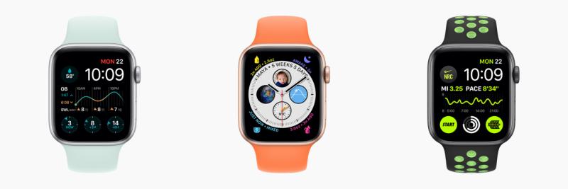watchos 7 application