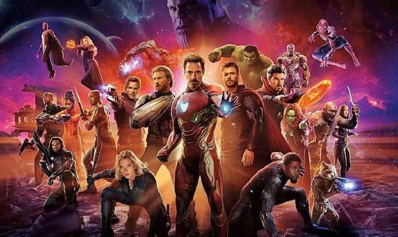 Avengers Guerre à l'infini
