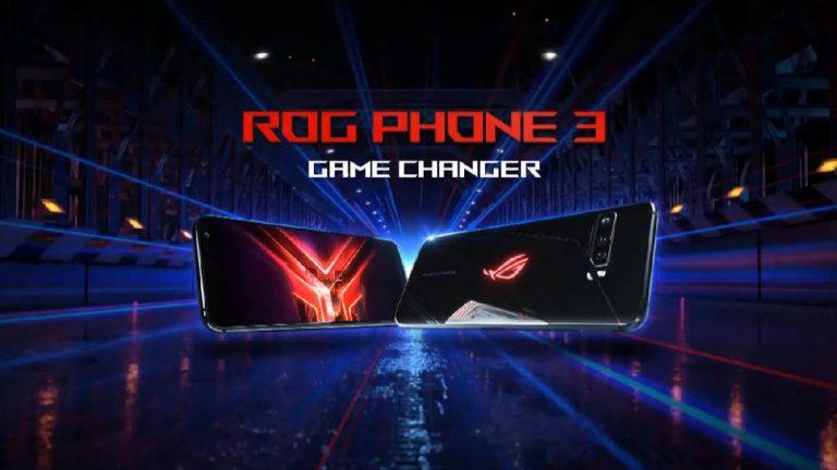 Test du ROG phone 3 d ASUS : le smartphone pour les gamers
