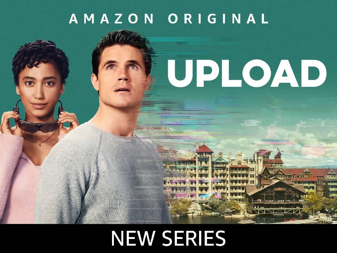 Upload serie amazon prime video