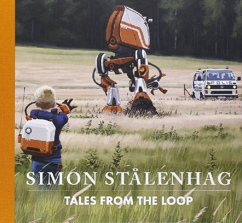 Tales From the Loop livre