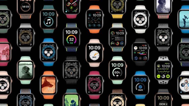 WatchOS 7 : 5 nouvelles fonctionnalités de l Apple Watch
