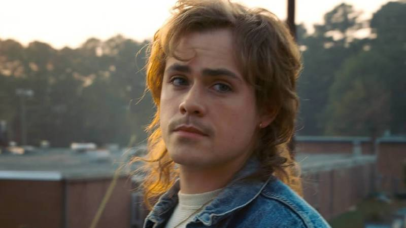 Billy Hargrove (Dacre Montgomery) - Stranger Things