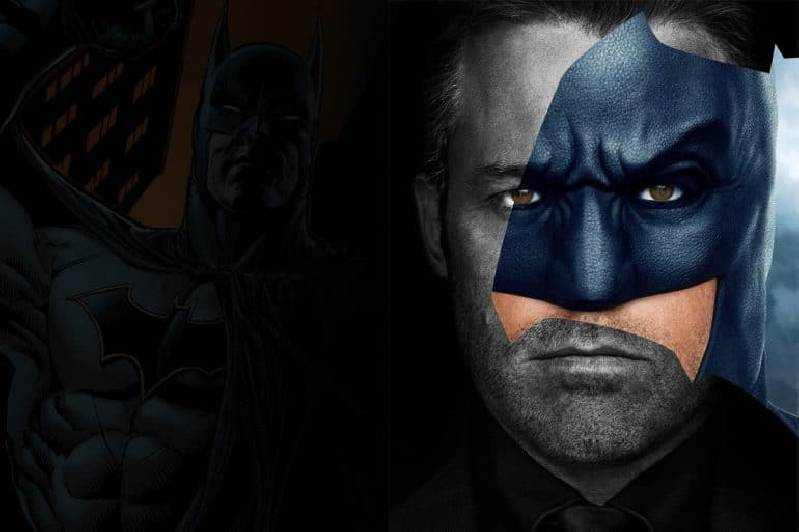 Ben Affleck remet sa cape à un nouveau Batman