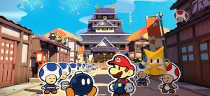 paper mario-the-origami-king
