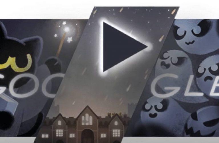 Google donne vie à Halloween avec un jeu addictif gratuit