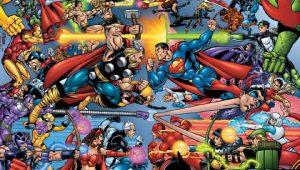 dc vs-marvel-le-comics-oublié
