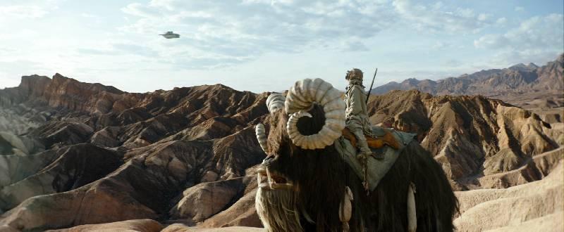 Hommes des sables - Mandalorian