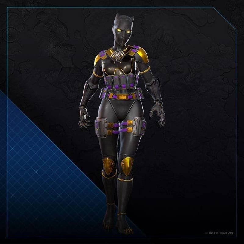 Concours Marvel de la championne Black Panther