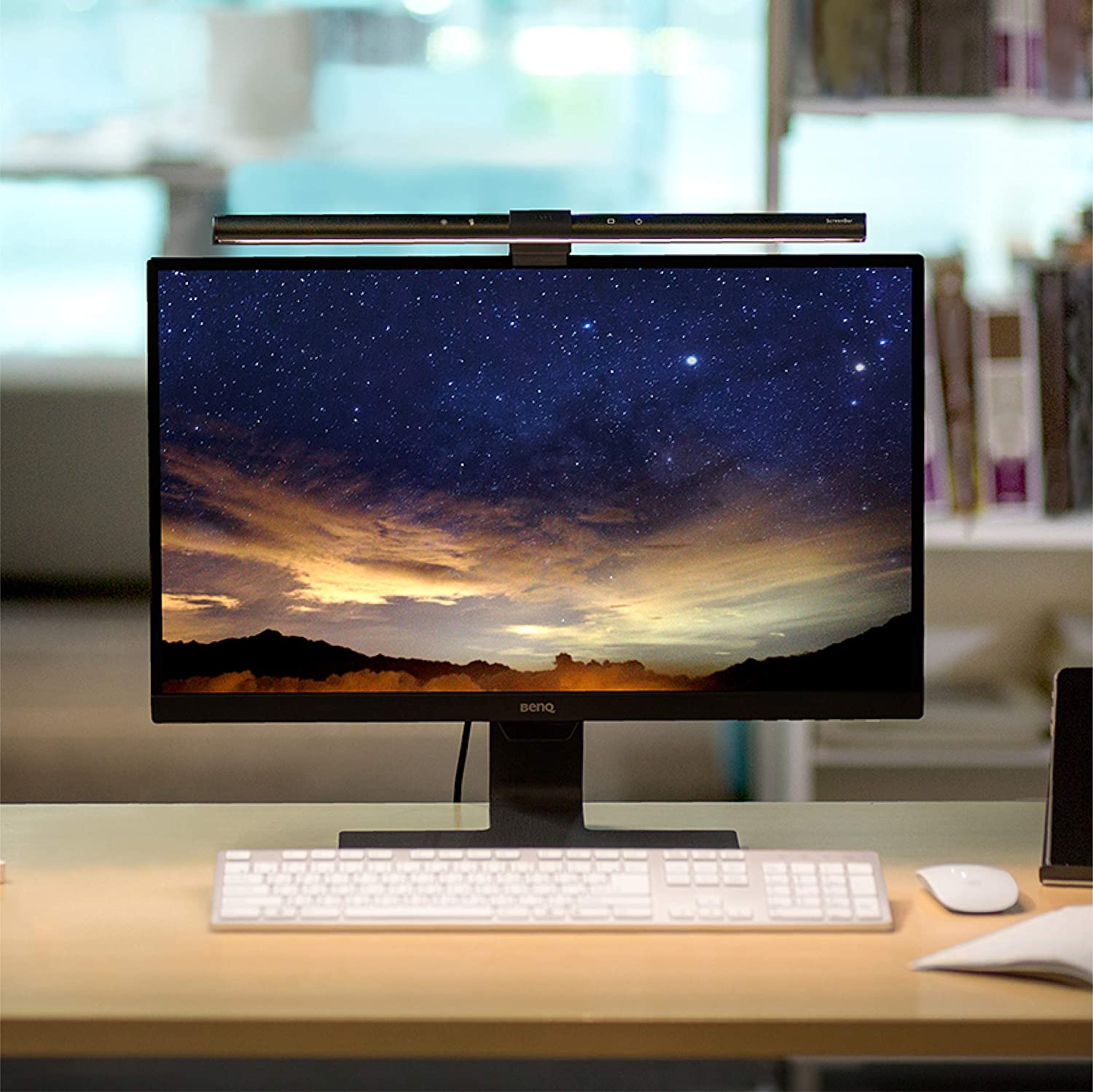 lampe bureau benq screen bar