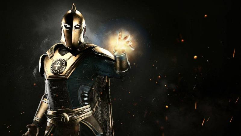 Pierce Brosnan Docteur Fate black adam