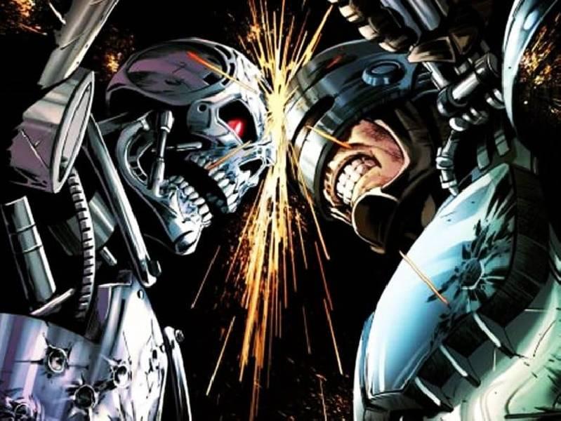 RoboCop contre Terminator