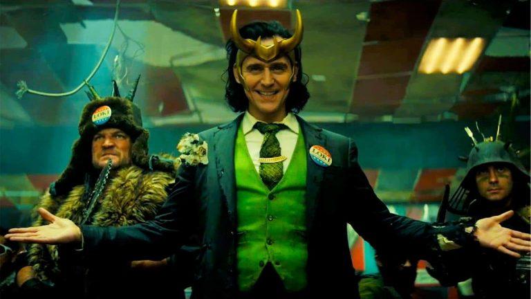 Loki : la nouvelle série de Marvel Studios : L'heure du Dieu de la malice a sonné