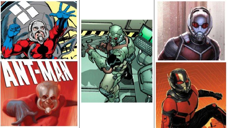 Horizon Comics Marvel Ant-Man